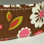 Adjustable Dog Collar - Brown With ..
